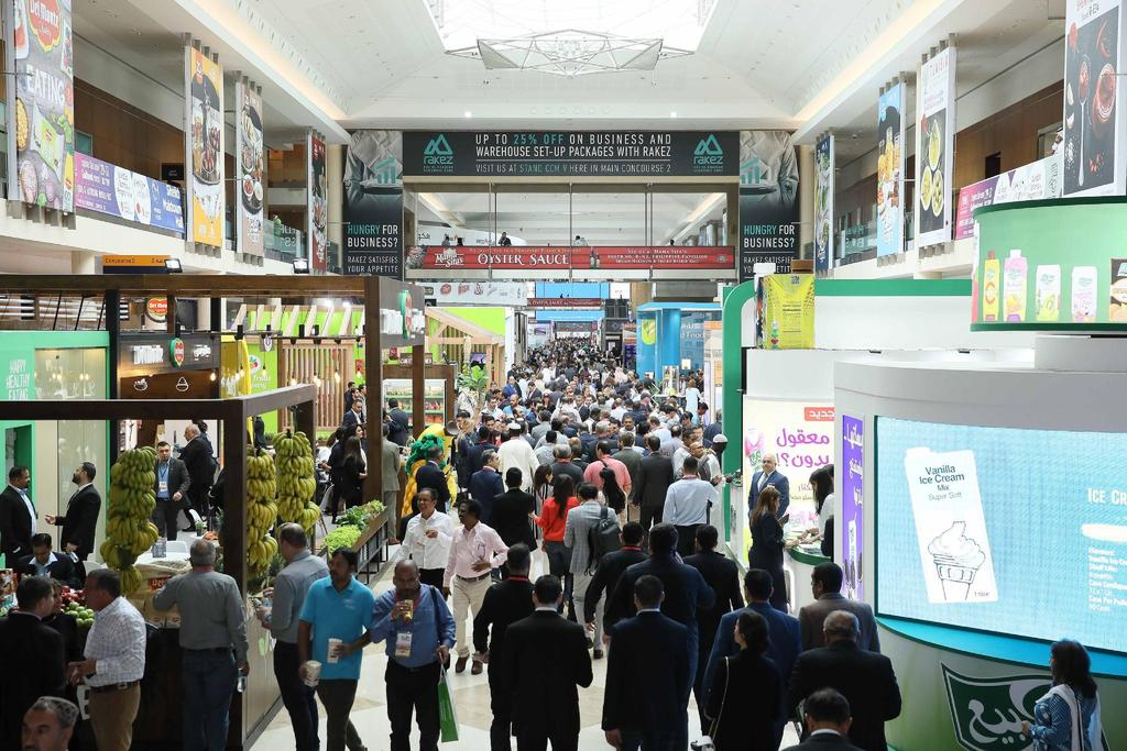 Gulfood Exhibition 2020
