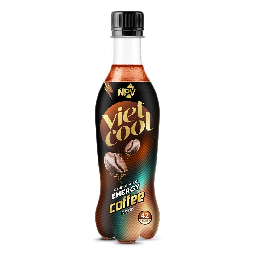 VIETCOOL CARBONATED ENERGY COFFEE DRINK
