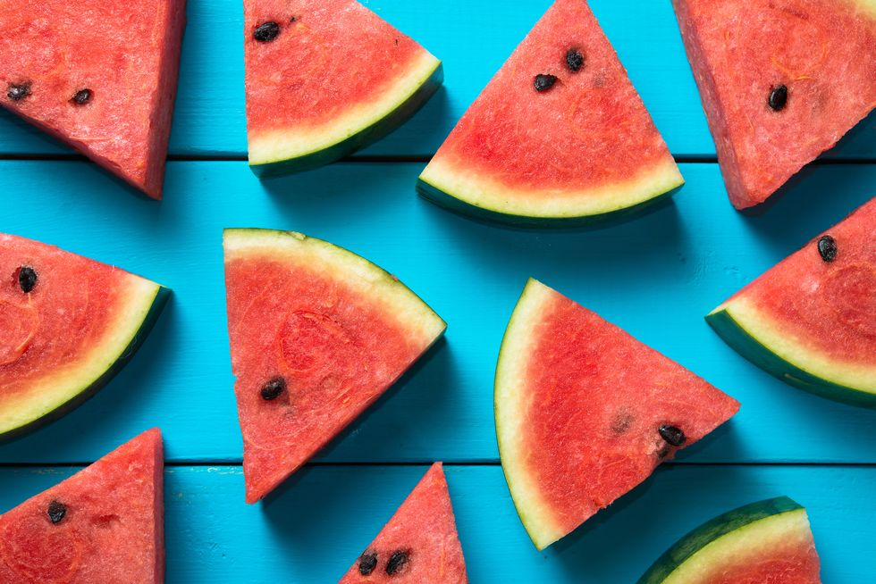 Watermelon is good for your health