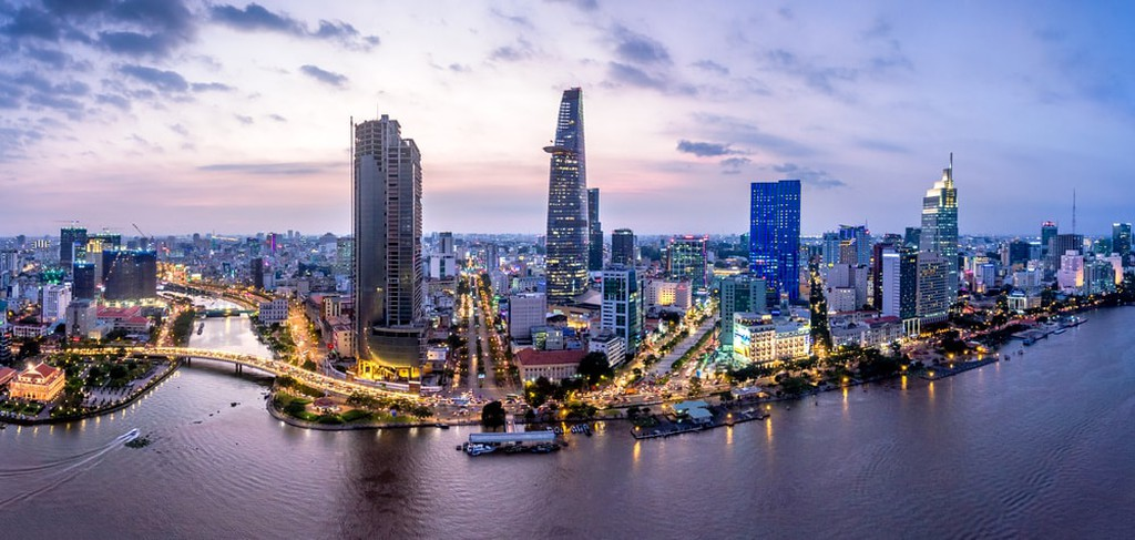 Ho Chi Minh City is one of amazing places in Vietnam