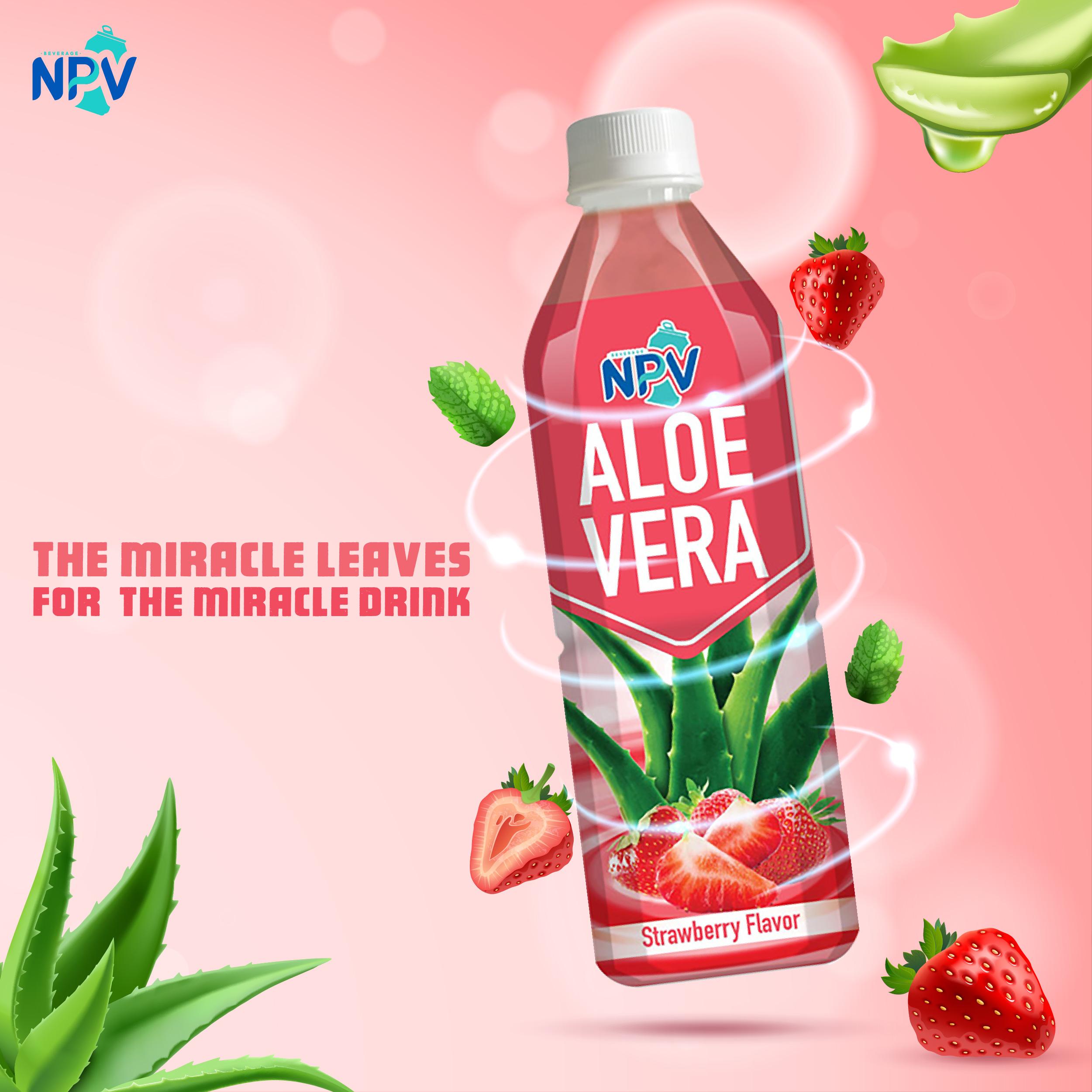 Aloe Strawberry