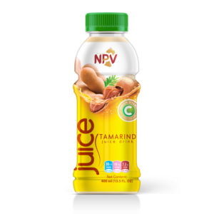 Tamarind juice drink 400ml pet bottle