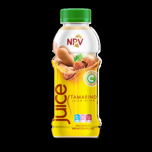 Tamarind juice drink 400ml pet bottle