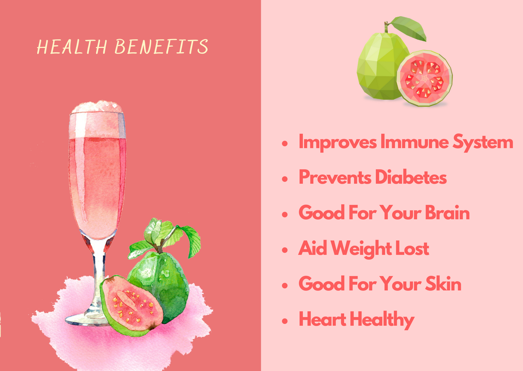 Benefits Of Guava Fruit And Leaves
